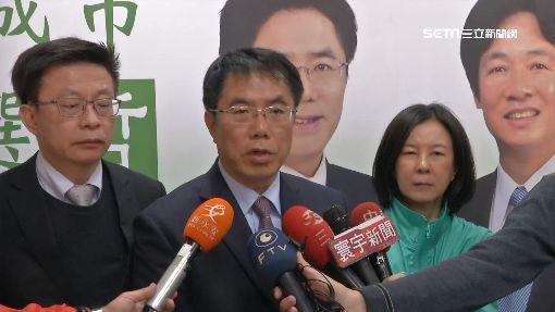 周刊爆立委主任涉詐 黃偉哲:經得起考驗