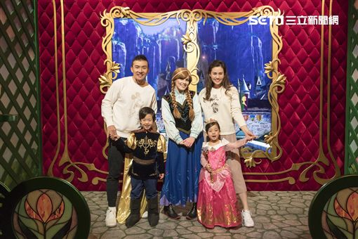 香港,迪士尼,小泡芙,劉耕宏,王婉霏,宇恩 圖/香港迪士尼提供