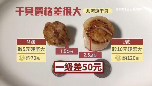 過年吃干貝價差10倍! 產地.新鮮度分等級 ID-1252015