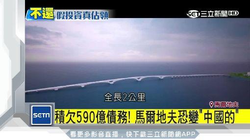 積欠590億債務!馬爾地夫恐變「中國的」
