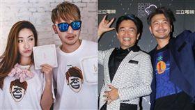 許維恩,KID,吳宗憲,/資料照、臉書