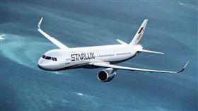 星宇航空宣傳片亮相 引上千網友按讚(圖/翻攝自星宇航空Starlux Airlines 臉書)