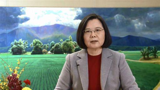 總統農曆春節講話全文蔡英文