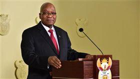 南非,總統,朱瑪,下台(圖/翻攝自推特) https://twitter.com/search?f=images&vertical=default&q=Jacob%20Zuma&src=tyah〈=zh-tw