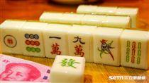 香港,年菜,盆菜。(圖/記者馮珮汶攝)
