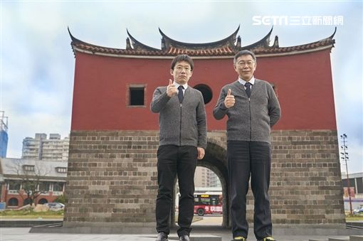 2018台北燈節,台北市,西城,北市觀傳局,初一,柯文哲,郭子乾