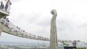 天空橋塞爆1800