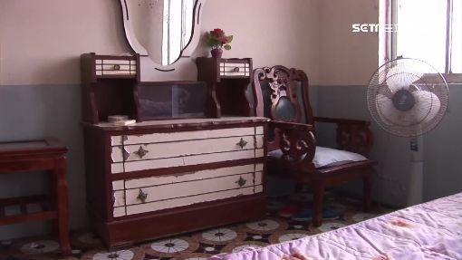 「磁磚浴缸、花式地磚」 鄉下懷舊成特色賣點