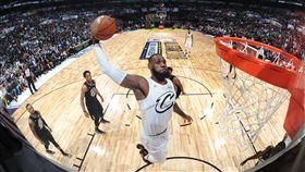 LeBron James(圖/翻攝自NBA官方推特)