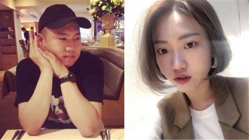 玖壹壹洋蔥,女友,黃怡萱/翻攝自IG