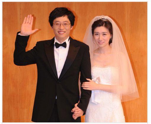 劉在錫 羅敬恩 /翻攝自朝鮮體育