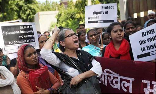 印度,性侵,命案,村民,失控,暴力 圖/翻攝自ndtv