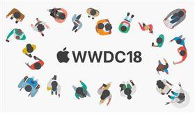 iOS WWDC 2018 翻攝網路