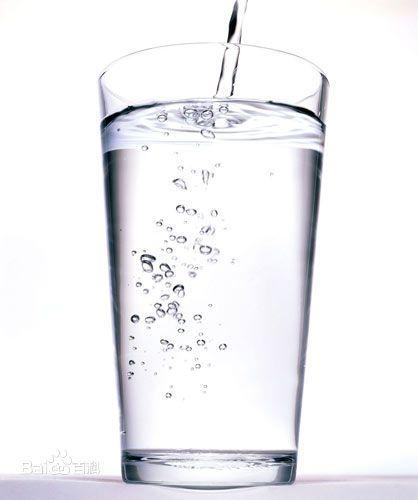 早上空腹一杯溫開水對身體有益。(圖/翻攝百度百科)