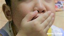 流感、發燒、感冒、諾羅、麻疹、喉嚨痛。(圖為模擬圖/Wen提供)