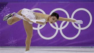美籍台裔小將初登冬奧 陳楷雯獲晉級