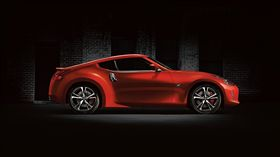 Nissan370 Z。(圖/翻攝Nissan網站)