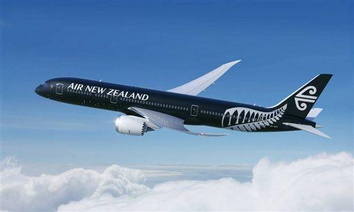 紐西蘭航空。(圖/翻攝自Air New Zealand FB)