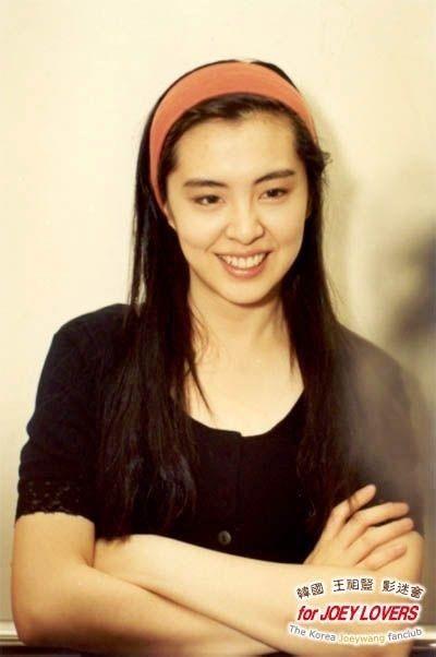 王祖賢當年擔任港姐嘉賓,圖/新浪娛樂微博