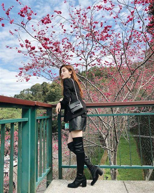 越南小姐遊台臉書照片 吸引數千網友按讚_Nguyễn Trần Huyền My臉書