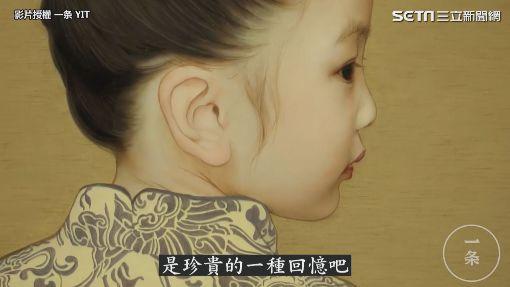 父親3年來天天為女兒作畫 「想留給女兒最珍貴的回憶」