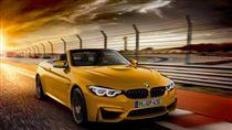 BMW M4 Convertible Edition 30 Jahre。(圖/翻攝BMW網站)