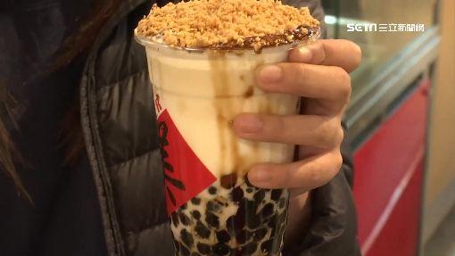「黑糖珍珠鮮奶」激戰 中部商圈創意比拚