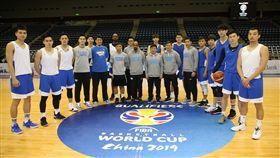 世界盃資格賽中華男籃,中華隊(圖/台灣NIKE提供)