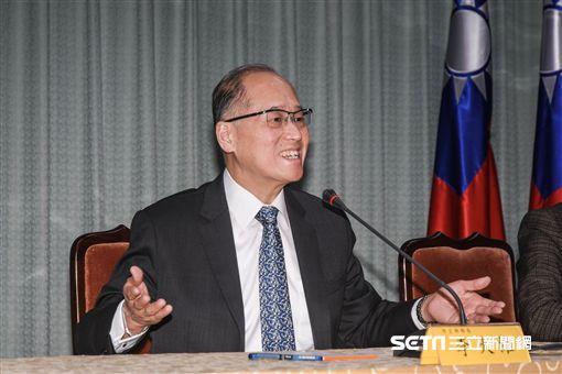 聖多美普林西比與我國斷交 外交部長李大維召開記者會說明。資料照/記者林敬旻攝影