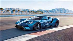 Ford GT超跑。(圖/翻攝Ford網站)