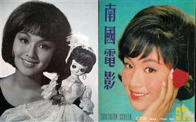 「娃娃影后」李菁在家暴斃,圖/翻攝自新浪娛樂微博
