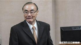 國防部長馮世寬。 圖/記者林敬旻攝