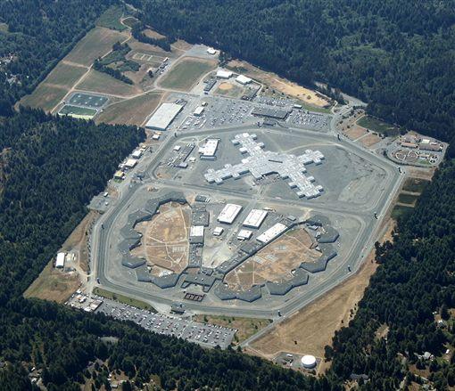 美國鵜鶘灣監獄專收重刑犯。(圖/翻攝維基百科)