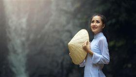 -越南-女孩-越南新娘-圖/Pixabay