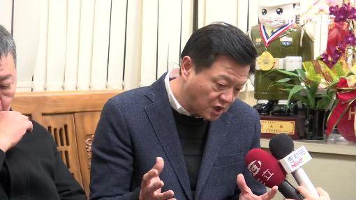 訪議長拜碼頭 周錫瑋:作戰對手是賴清德