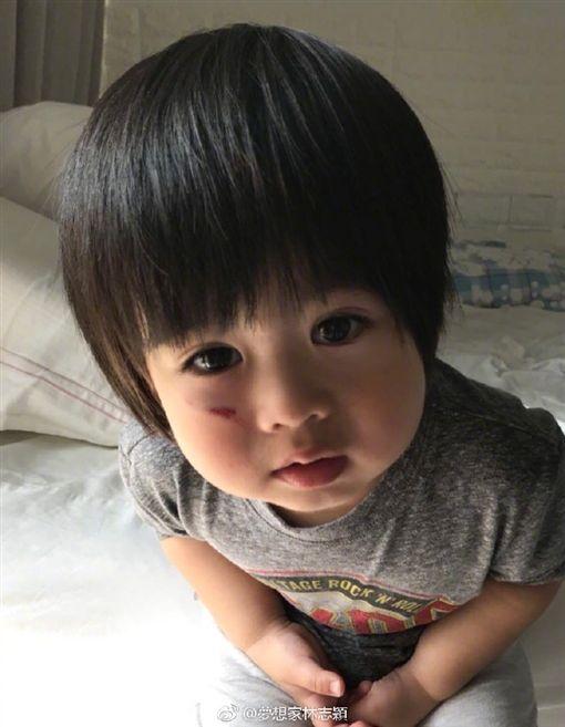 林志穎,雙胞胎,Kyson/翻攝自林志穎微博