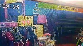 台北,新北,永和,中正二,酒駕,樂華夜市,騎車,薑母鴨(圖/翻攝畫面)