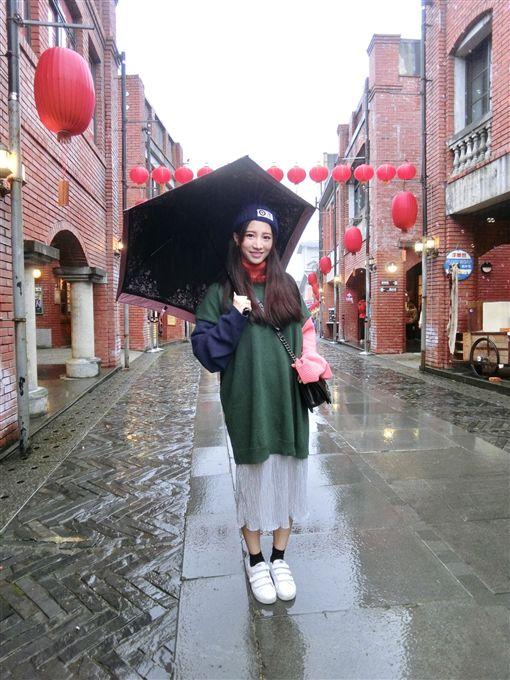 林采緹(圖/翻攝自臉書)