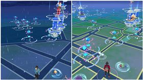 寶可夢,Pokemon Go,手遊,櫻花雨/Dcard