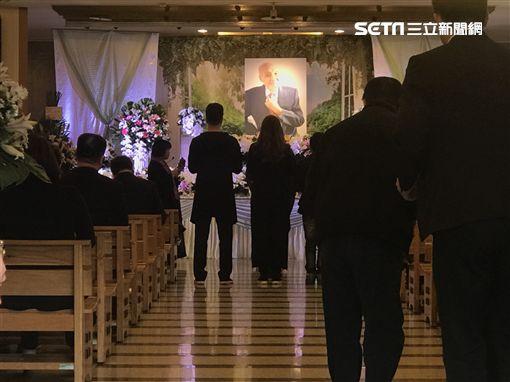 乾德門告別式,余天、瞿友寧、湯志偉到場,圖/記者蔡世偉攝影