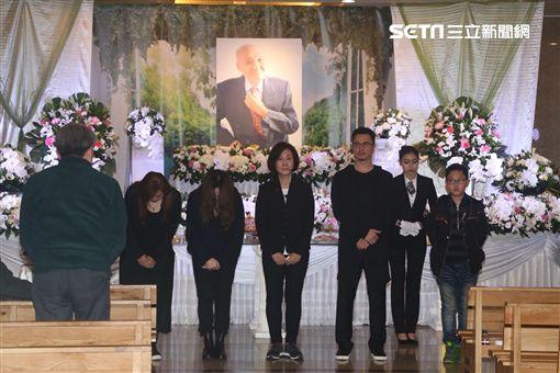 乾德門告別式,那維勳,鄧安寧,余天 圖/記者蔡世偉攝影