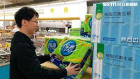 衛生紙,大潤發,家樂福,全聯,愛買,蝦皮,生活市集
