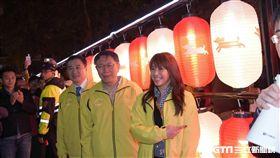 柯文哲台北燈節開幕 北市府提供