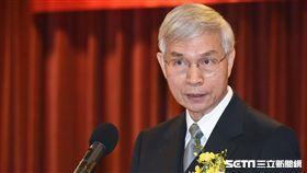 中央銀行新卸任總裁交接,新任總裁楊金龍。 圖/記者林敬旻攝