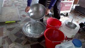 台南市停水47小時 店家提早儲水備戰