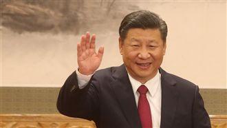 習近平談未來5年 堅持改革開放中共19大專題中共第19屆一中全會25日在北京舉行,中共總書記習近平(圖)宣示未來5年將堅定深化改革、擴大開放。中央社記者吳家昇攝  106年10月25日