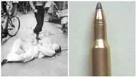 國史館新書提到228國軍使用達姆彈鎮壓台灣人民(合成圖/翻攝自維基百科、宋兆文臉書)