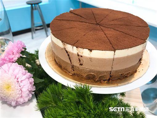 蛋糕。(圖/記者馮珮汶攝)