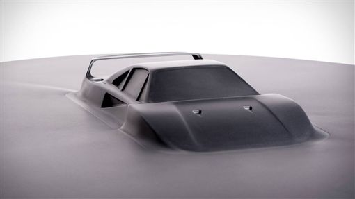 Discommon Ferrari F40茶几。(圖/翻攝Discommon網站)