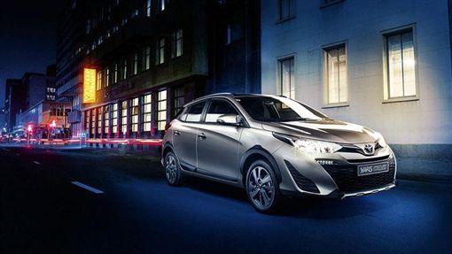Toyota Yaris Cross。(圖/翻攝Toyota網站)
